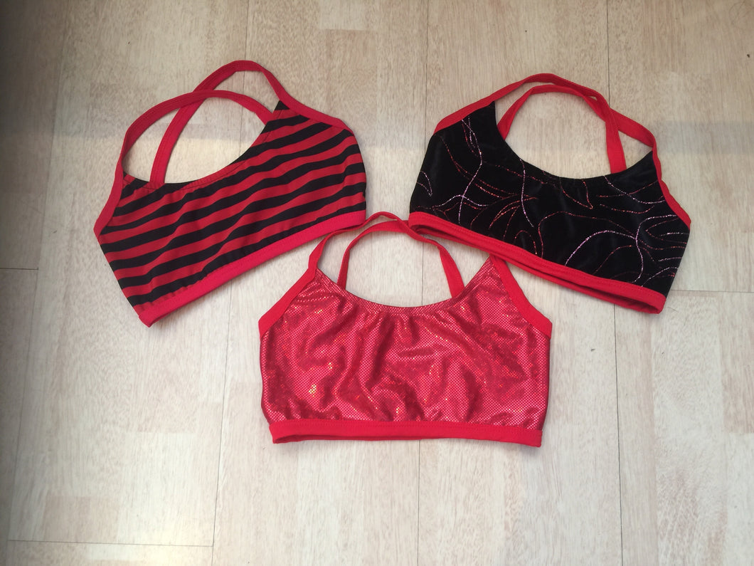 My Store | Gymnastic Camisole Crop Top