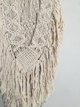 Load image into Gallery viewer, MACRAME DETAILED LARGE SIZE DREAMCATCHER