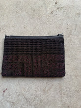 Load image into Gallery viewer, 'Surin Shore' Thai Hmong Velvet Detailed  Purse