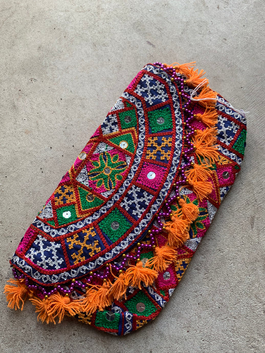 BOHO HANDMADE PURSE - TRIBAL HEAVEN