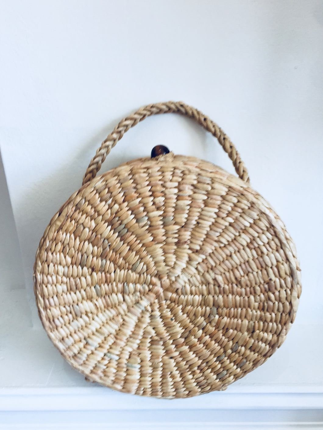 Ultimate Trumper Roundie Basket Bag