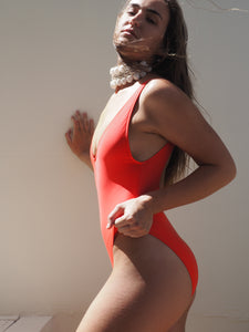 GERRY CAN // BOND ONE PIECE // SOMMERSALT RED
