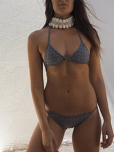 Load image into Gallery viewer, MEXICA BIKINI // PASTEL GREEN PRINT