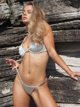 Load image into Gallery viewer, GERRY CAN // ZEPHY BIKINI // SILVER