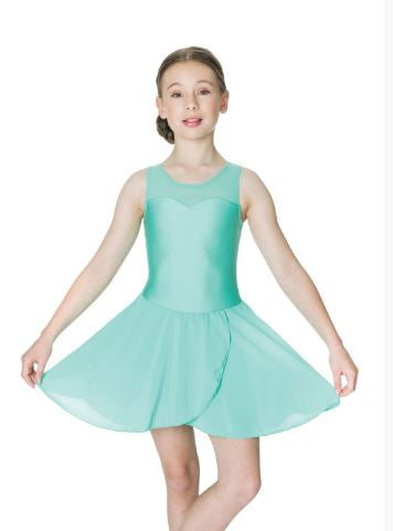 Studio 7 Dancewear / Children's Mesh Lyrical Dress - CHD04