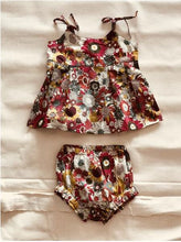 Load image into Gallery viewer, iluca the label (babe17) Stellan Floral Print Bubby Set