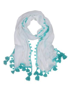 EB + IVE - CAYO RIO SCARF - VARIOUS COLOURS