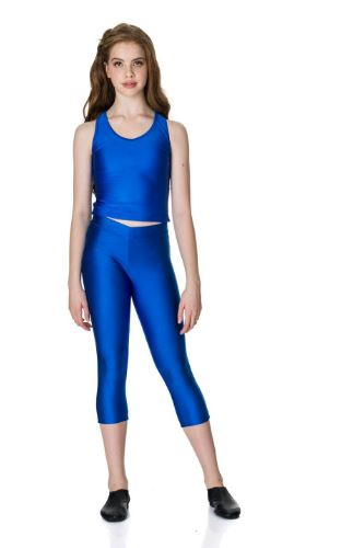 Studio 7 Dancewear / Adult's 3/4 Leggings (Nylon) - ADLG02