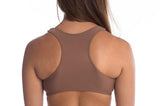 LARA NU NUDE HIGH NECK CROP - GERRYCAN ACTIVE - 2
