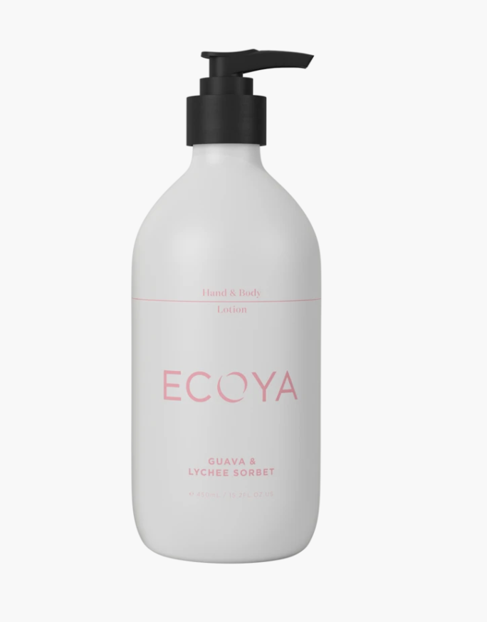 Guava & Lychee Hand and Body Lotion
