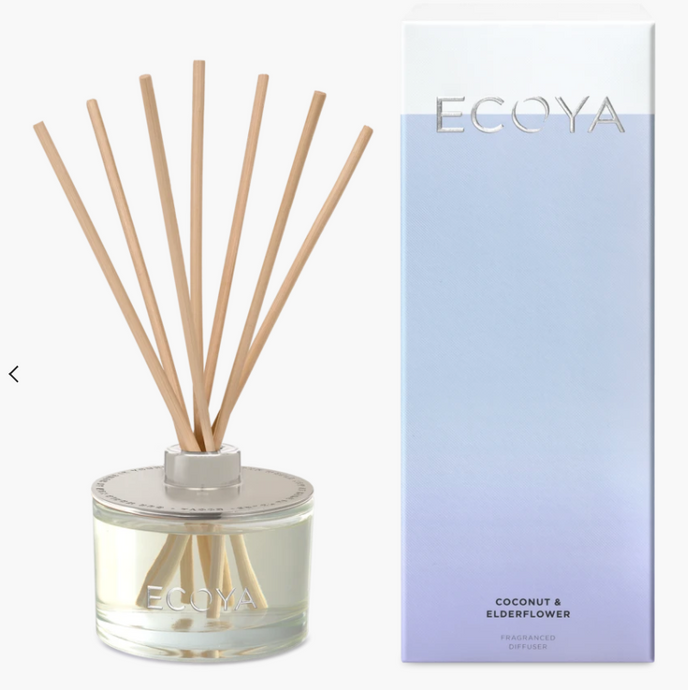 Coconut & Elderflower Fragranced Diffuser
