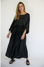 Load image into Gallery viewer, NORA DRESS - Black