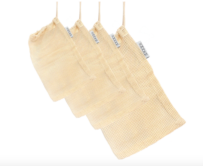 Sabbia Co mesh bags - set of 4