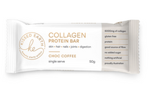Load image into Gallery viewer, Kissed Earth Collagen Bar - Choc Coffee
