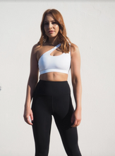 Load image into Gallery viewer, Gerrycan Black Celine Sheen Compression lycra activewear tights