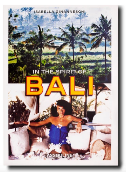 In the Spirit of Bali Book - Assouline