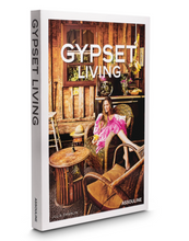 Load image into Gallery viewer, Gypset Living Hardcover book - Assouline