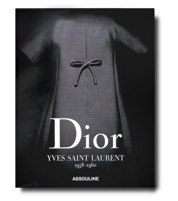Dior by Yves Saint Laurent Book