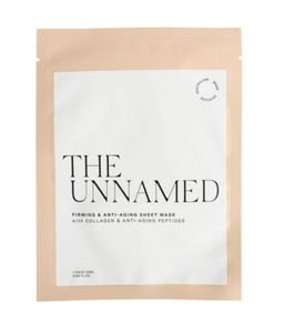The Unnamed - FIRMING & ANTI-AGING SHEET MASK