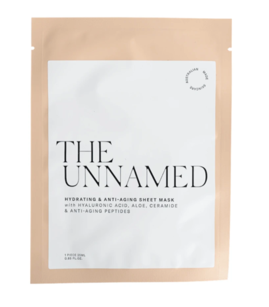 The Unnamed - HYDRATING & ANTI-AGING SHEET MASK