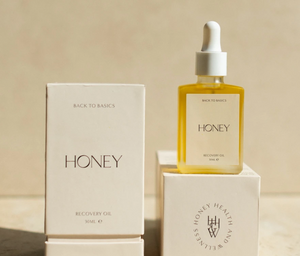 Honey - BACK TO BASICS FACE OIL SERUM