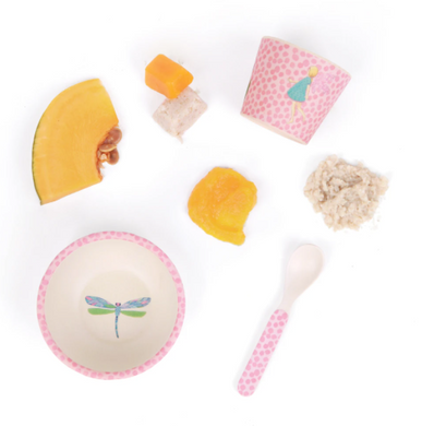 Baby Feeding Set - Fairy - 3 Pack