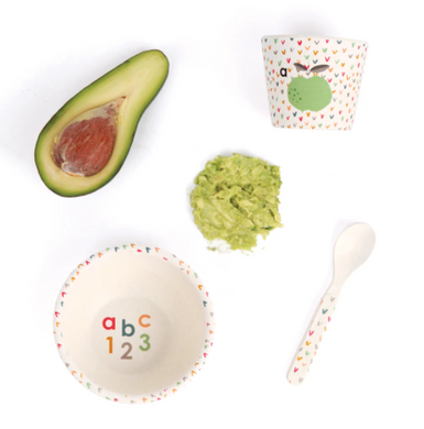 Baby Feeding Set - ABC - 3 Pack