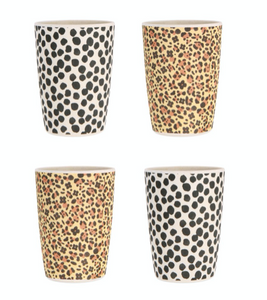 4pk Tumblers - Jaguar and Jungle Spot