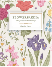 Load image into Gallery viewer, Flowerpaedia: 1000 flowers and their meanings Paperback – 1 April 2017