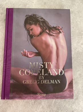 Misty Copeland by Gregg Delman Book
