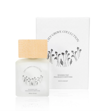Lily Grove Diffuser: WHITE ORCHID