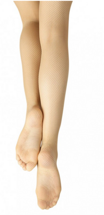 Capezio - Studio Basics Fishnet Seamless Tight - 3407