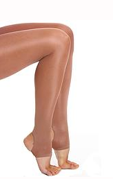 Studio 7 Dancewear / Adult's Shimmer Tights (Stirrup) - ADTT04