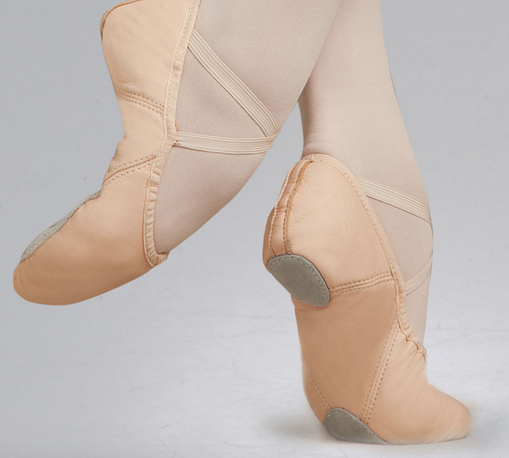 Capezio - Juliet Split Sole Ballet Shoe - 2027