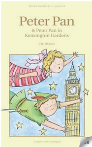 Children's Book: Peter Pan and Peter Pan in Kensington Gardens