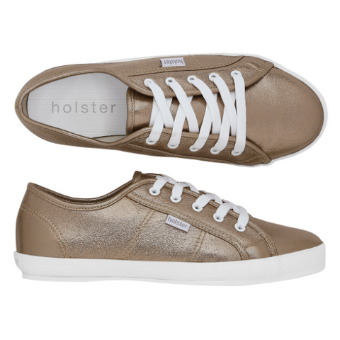 HOLSTER - EXPLORE SNEAKERS BRONZE - HS103BR