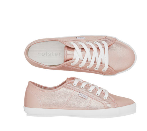 HOLSTER FASHION - WOMEN'S SHOES  Rose Gold Explore Sneakers