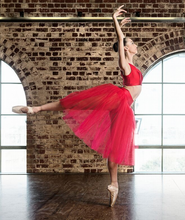Load image into Gallery viewer, Studio 7 Dancewear - Adult's Dream Romantic Tutu Skirt - ADRS01