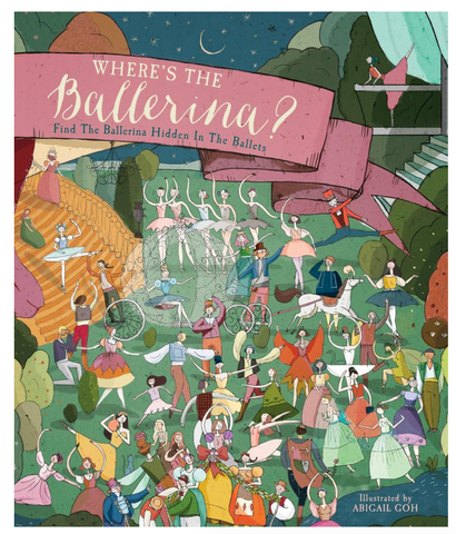 Where's the Ballerina- Book