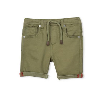 MILKY- BOYS  KHAKI SHORT 31705