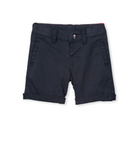 Load image into Gallery viewer, MILKY - NAVY CHINO SHORTS
