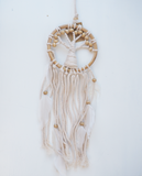 Wisdom Tree- Handmade Dream Catcher