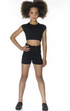 Studio 7 Dancewear / Children's Activate Crop Top - TCT01