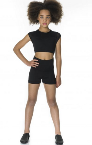 Studio 7 Dancewear - Children's Activate Crop Top - TCT01
