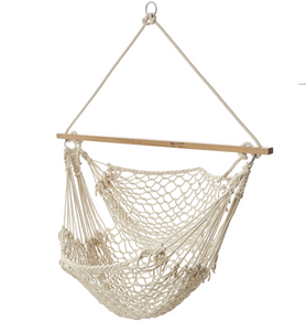NATURAL HAMMOCK CHAIR