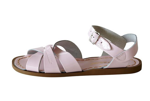 SALT WATER SANDALS Original - Shiny Pink - Child