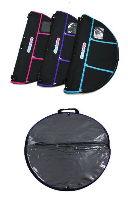Tutu Bag – 2 Sizes 95cm & 115cm Available Blue, Purple & Pink Trim Product Code 95cm