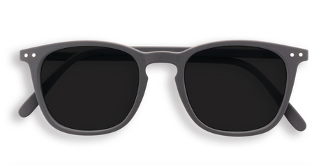 Izipizi Sun Collection - E - Matte Grey Sunglasses (adults)
