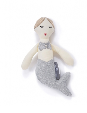 Mimi Mermaid Baby Rattle