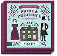 BabyLit  Pride and Prejudice Playset with Book